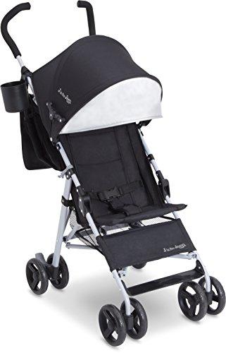 J is for Jeep Brand North Star Stroller, Black/Grey
