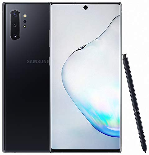 413rTYhIhhL - Samsung Galaxy Note 10+ (Aura Black, 12GB RAM, 256GB Storage) with No Cost EMI/Additional Exchange Offers