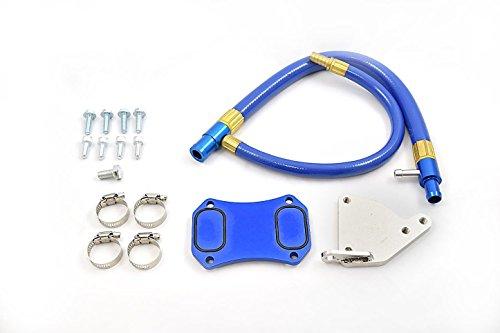 EGR Valve Cooler Delete Kit For 2011-2015 GMC Chevrolet 6.6L LML Duramax Diesel