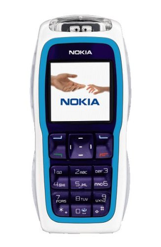 Nokia 3220 Unlocked Cell Phone With Camera Us Version With Warranty Silver