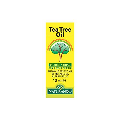 Naturando 46322 Tea Tree Oil Naturando – 10 ml
