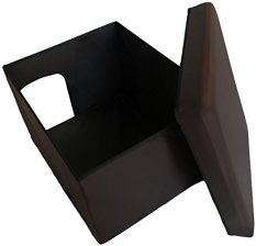 Mable-Ruth-Ottoman-Pet-House-Hidden-Litter-Box-Enclosure-Pet-Bed-Friendly-Enclosed-Leather-Litter-Box-Furniture-for-Cats-Dogs-Large-Dark-Brown-Expresso
