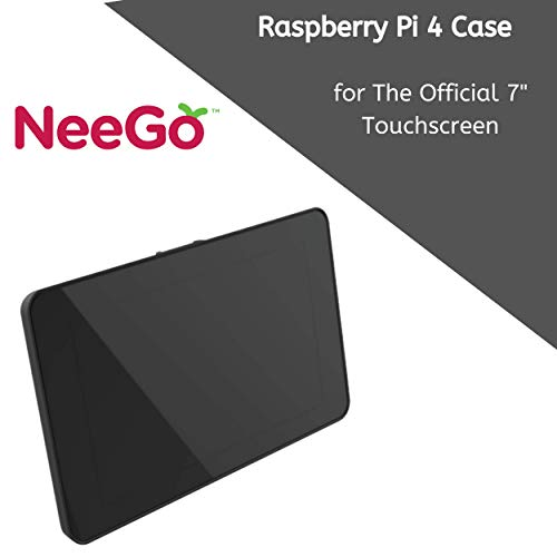 NeeGo-Raspberry-Pi-4-Screen-Case-for-Raspberry-Pi-Monitor-Touchscreen-Display-7-inch