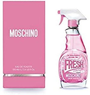 Moschino Pink Fresh Couture for Women 3.4 oz Eau de Toilette Spray | TellGrade