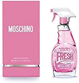 Moschino Pink Fresh Couture for Women 3.4 oz Eau de Toilette Spray | TellGrade