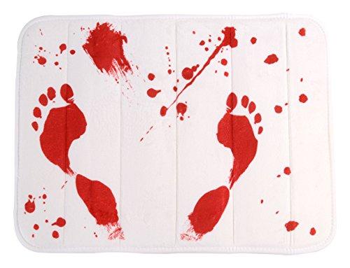 Bloody Shower Mat, (23.5