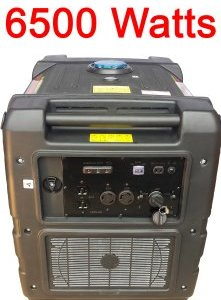 Digital 6500watt Inverter Generator Pure Sinewave