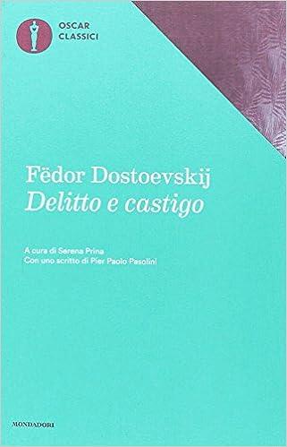Delitto e castigo Book Cover