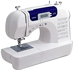 Brother CS6000i Sewing Machine with 60 Built-In Stitches