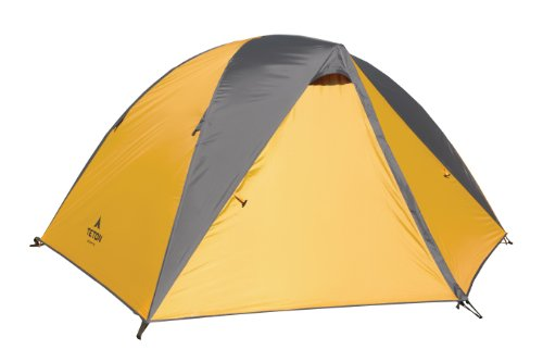 TETON Sports Mountain Ultra 2 Tent; 2 Person Backpacking Tent Includes Footprint and Rainfly; Easy Set-up Tent
