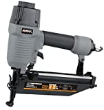 "NuMax SFN64 Pneumatic 16-Gauge 2-1/2"" Straight Finish Nailer Ergonomic and Lightweight Nail Gun with Tool-Free Depth Adjust and No Mar Tip"