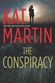 The Conspiracy (Maximum Security Book 1) by [Martin, Kat]
