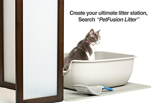 PetFusion-ToughGrip-Cat-Litter-Mat-Large-or-XL-Easy-Surface-Cleaning-NO-More-Mold-or-Mildew-WATERPROOF-FDA-GRADE-SILICONE-Longer-Lasting-Accident-Protection