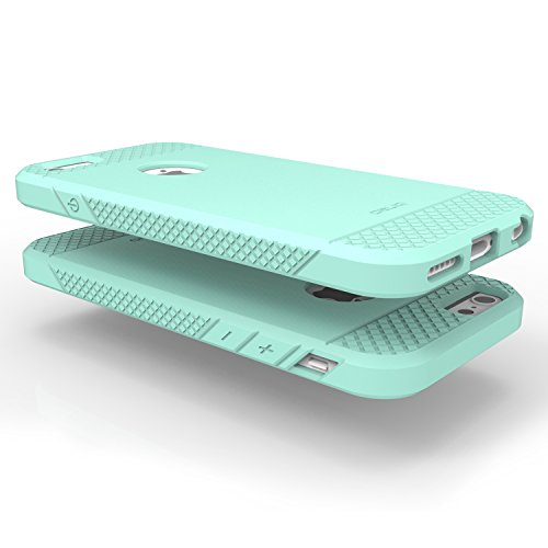 iPhone 6/6S Case, OBLIQ [Flex Pro][Mint] Thin Slim Fit Armor Sturdy Bumper TPU Rubber Soft Flexible Shock Scratch Resist Protective Case for iPhone 6s (2015) & iPhone 6 (2014)