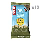 CLIF BAR - Energy Bars - Sierra Trail Mix - (2.4 Ounce Protein Bars, 12 Count) (Packaging May Vary)