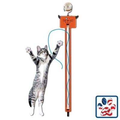 MOODY PET Fling-AMA-String Cat Toy. Premium Pack