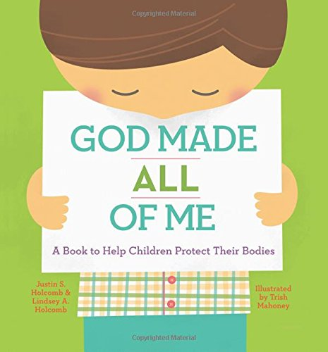 "Book cover ""God Made all of Me"""