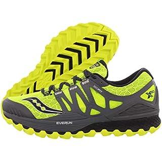 Saucony Men's Xodus Iso Trail Runner Men Trail Running Shoes