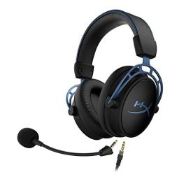 HyperX-Cloud-Alpha-S-Gaming-Headset-for-PC-71-Surround-Sound-Adjustable-Bass-Dual-Chamber-Drivers-Chat-Mixer-Breathable-Leatherette-Memory-Foam-and-Noise-Cancelling-Microphone