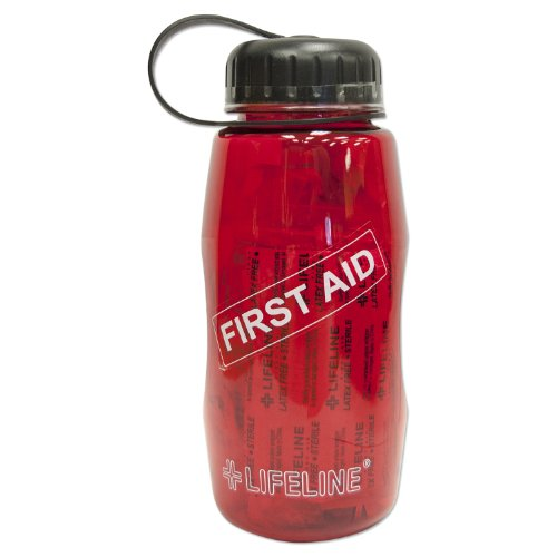 Lifeline First Aid In A Bottle (Red)