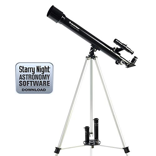 Celestron 21039 Telescopio Powerseeker Refractor, 50/600 mm AZ