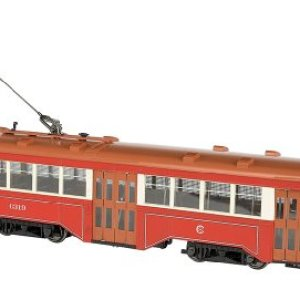 """Bachmann Peter Witt Street Car – DCC Ready Chicago Surface Lines (1:29 – Large """"G"""" Scale) 414ykxwT5GL"""