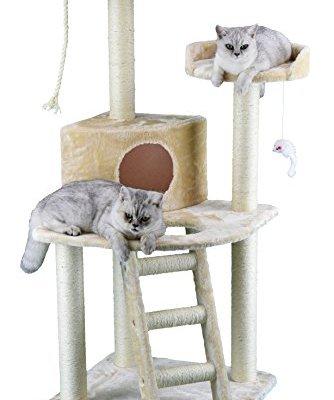 Go Pet Club Cat Tree Condo House, 32-Inch W by 25-Inch L by 47-1/2-Inch...