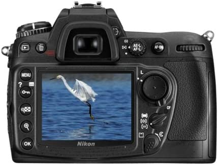 Nikon D300 DX 12.3MP Digital SLR Camera