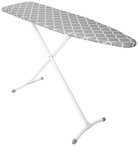 Homz Contour Cover Stable Ironing Board