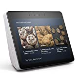 "Echo Show (2nd Gen) - Premium sound and a vibrant 10.1"" HD screen - Sandstone"