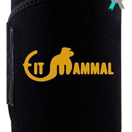 Fit Mammal Sweat Slim Belt- 1 Year Warranty- Sweat Belt for Men and Women- One Size Fits All Upto 46 Inches- New and…