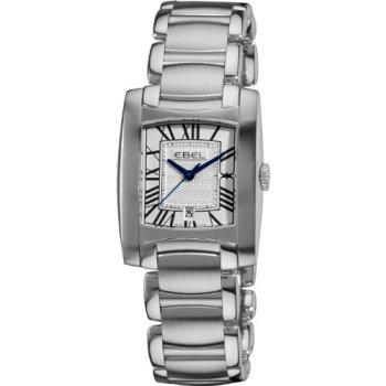 Ebel Brasilia Women's Silver Dial Stainless Steel Quartz Watch 9257M31/61500-1216036