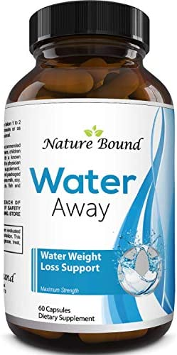 Water Pills for Bloating – Premium Weight Loss Supplement for Women and Men – Reduce Water Retention – Antioxidant Green Tea and Vitamin B6 Boost Metabolism and Energy – Maximum Strength Fat Burner 4