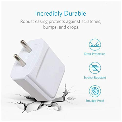 USB wall fast charger