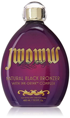 Australian Gold JWOWW Natural Black Bronzer with Ink-Drink Complex, 13.5 Ounce