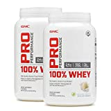 GNC Pro Performance 100 Whey - Natural Vanilla - Twin Pack