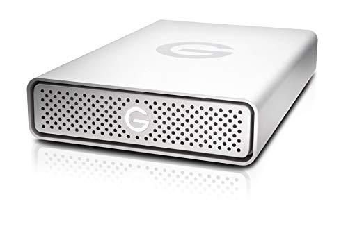G-Technology G-DRIVE USB 3.0 8TB External Hard Drive (G Drive USB G5)