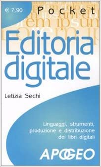 Editoria digitale Book Cover