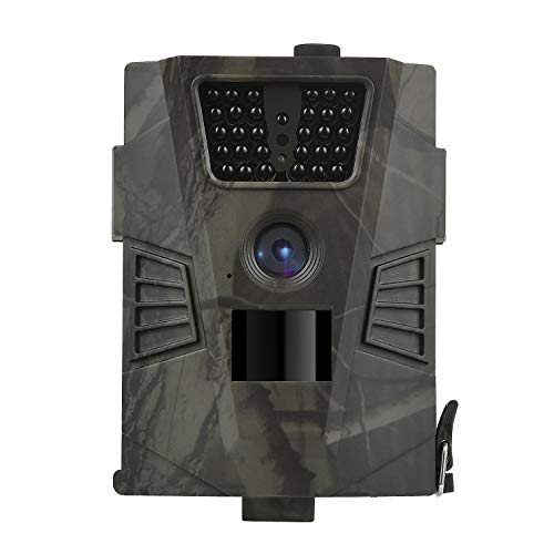 DIGITNOW Trail Camera - 12MP 1080P FHD Wildlife Scouting Hunting Camera with 30 pcs Infra LEDs up to 65ft/20m for Wildlife Scouting Digital Surveillance Waterproof IP65