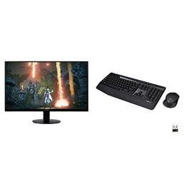 Acer-SB230-Bbix-23-Full-HD-1920-x-1080-IPS-Ultra-Thin-Zero-Frame-Monitor-Black-Logitech-MK345-Wireless-Combo-Full-Sized-Keyboard-with-Palm-Rest-and-Comfortable-Right-Handed-Mouse-Black
