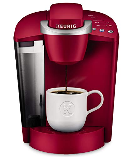 Keurig-Maker-Single-Serve-K-Cup-Pod-Coffee-Brewer-6-to-10-Oz-Brew-Sizes-Rhubarb