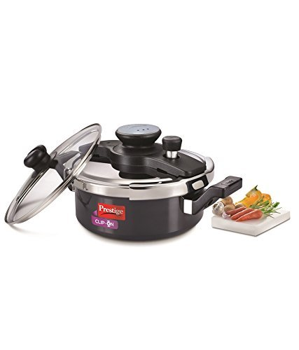 Prestige-Clip-On-Hard-Anodised-Pressure-Cooker-with-Glass-Lid-3-Liter