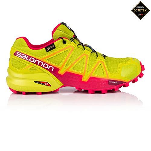 2aab4ae4488 Salomon Speedcross 4 GTX, Zapatillas de Trail Running para Mujer ...