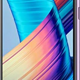 Honor Play Dual/Hybrid-SIM 64GB (GSM Only, No CDMA) Factory Unlocked 4G Smartphone – International Version (Violet)