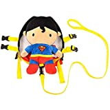 KidsEmbrace Superman 2-in-1 Child Safety Harness and Travel Buddy