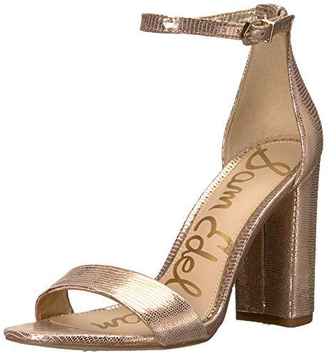 71mfN VpqXL Adjustable ankle strap providing easy wear ability Block heel providing comfortability