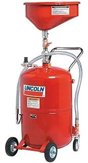 Lincoln Lubrication 3614 Pressurized Oil Evacuation Drain