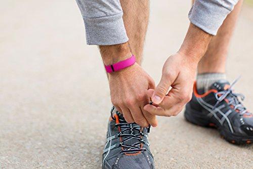 Fitbit Flex Wireless Activity Plus Sleep Wristband, Pink