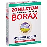 20 Mule Team Borax Natural Laundry Booster 65 Ounce pack of 2