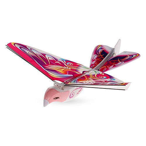 Goolsky TECHBOY 98083+ 2.4GHz Remote Control Authentic E-Bird Butterfly Flying Bird RC Toys